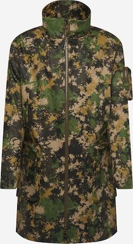 DRYKORN Between-seasons coat 'JOBURG' in Green
