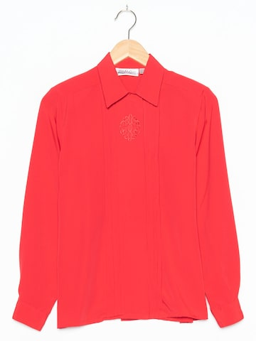 Yves St. Clair Bluse in M-L in Rot