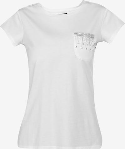 faina Shirt in weiß, Produktansicht