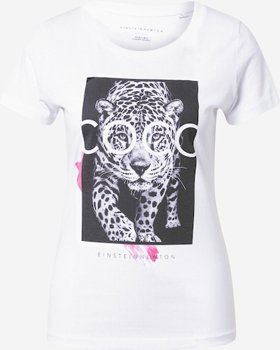 EINSTEIN & NEWTON T-Krekls, krāsa - rozā / melns / balts, Preces skats