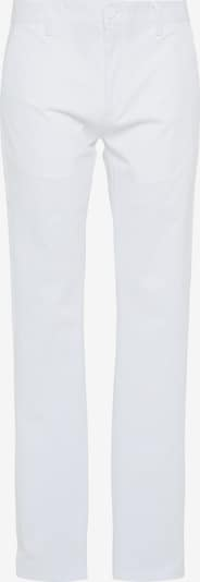 DreiMaster Maritim Pantalon chino en blanc, Vue avec produit