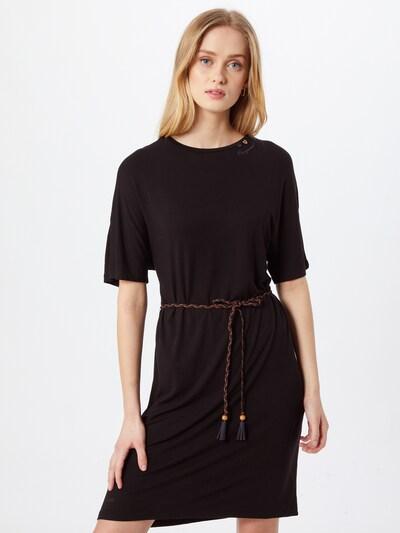 Ragwear Kleid 'Kass' in schwarz, Modelansicht