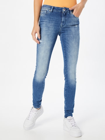 ONLY Jeans 'SHAPE LIFE' in Blauw