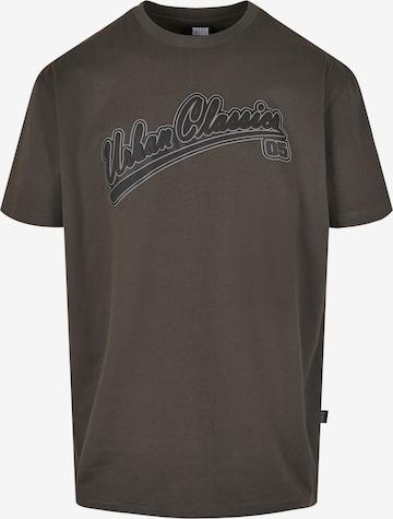 Urban Classics Shirt in Grau