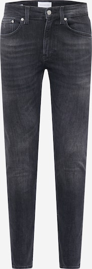 Calvin Klein Jeans Traperice u crni traper: Prednji pogled
