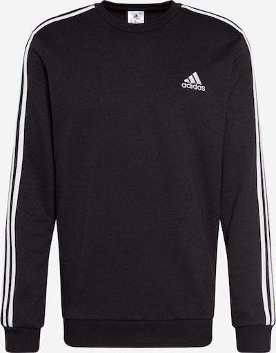 ADIDAS PERFORMANCE Sportovní mikina - černá / bílá, Produkt