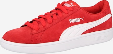 PUMA Trainers 'Smash v2' in Red