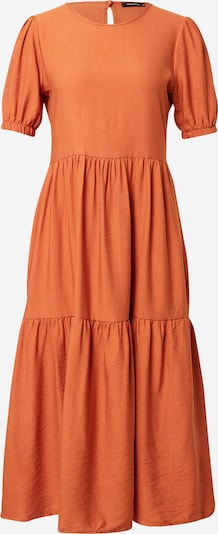 Trendyol Robe en rouge, Vue avec produit