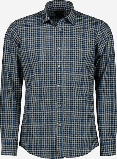 Lavard Hemd in marine / hellblau / weiß, Produktansicht