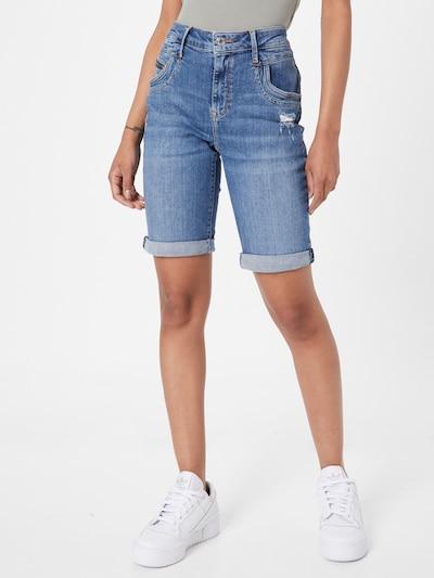 Jeans 'ALINA' Mavi pe albastru denim, Vizualizare model