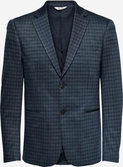 Only & Sons Veste de costume en bleu, Vue avec produit