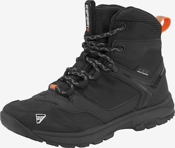ICEPEAK Boots in Schwarz