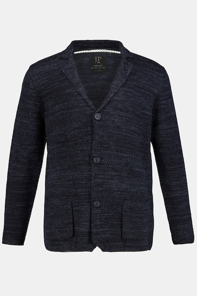 JP1880 Strickblazer in navy, Produktansicht