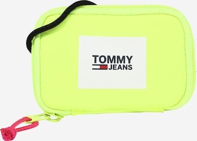 Tommy Jeans Õlakott neoonkollane / must / meeleritud valge, Tootevaade