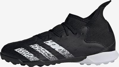 ADIDAS PERFORMANCE Fußballschuh 'Predator Freak.3 TF' in schwarz / weiß, Produktansicht