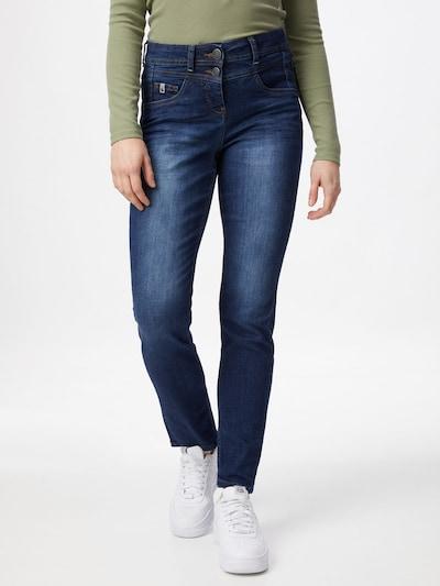 CECIL Jeans in Blue denim, View model