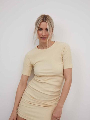 LeGer by Lena Gercke Dress 'Claude' in Beige