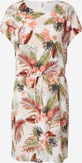 ONLY Kleid 'PELLA' in mischfarben / weiß, Produktansicht