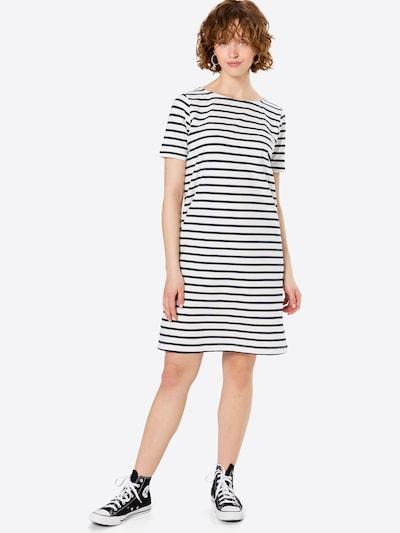 LTB Kleid 'NIHOZI' in navy / weiß, Modelansicht