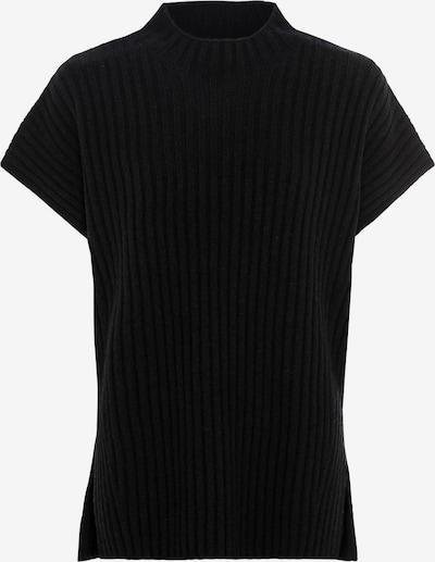 HALLHUBER Pullunder in schwarz, Produktansicht
