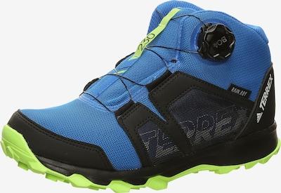 ADIDAS PERFORMANCE Chaussure de sport en bleu / kiwi / noir, Vue avec produit