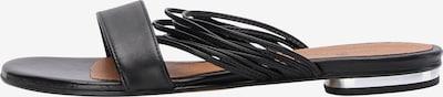 DreiMaster Vintage Slipper in schwarz, Produktansicht