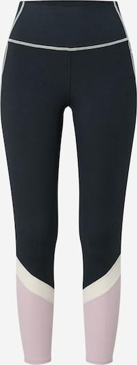 ROXY Sportovní kalhoty 'ANY OTHER DAY' - antracitová / světle růžová / bílá, Produkt