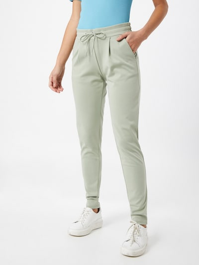 ICHI Trousers 'Kate' in mint, View model
