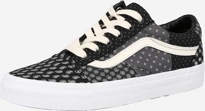 VANS Sneakers 'Old Skool' in Grey / Black / White, Item view