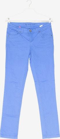 LAURA SCOTT Skinny-Jeans in 29 in Blau