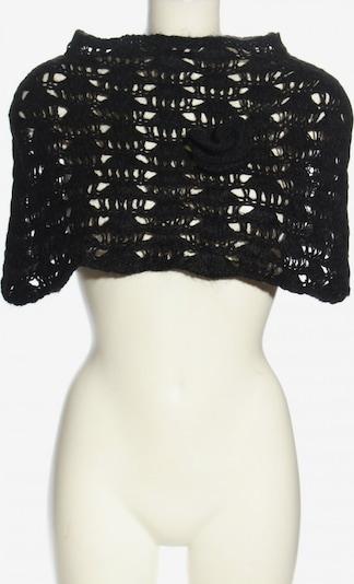 Miss Sixty Strickponcho in XS-XL in schwarz, Produktansicht