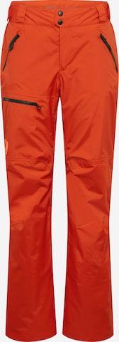 Pantalon de sport 'SOGN' HELLY HANSEN en orange