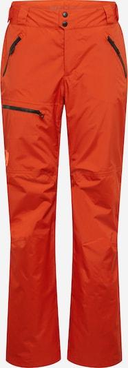 HELLY HANSEN Pantalón deportivo 'SOGN' en naranja oscuro, Vista del producto