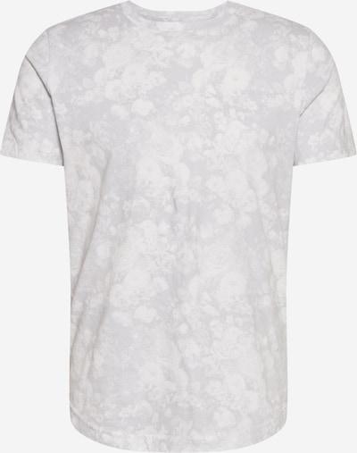 Abercrombie & Fitch T-Shirt en gris / blanc, Vue avec produit