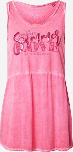 Soccx Top in de kleur Pink, Productweergave