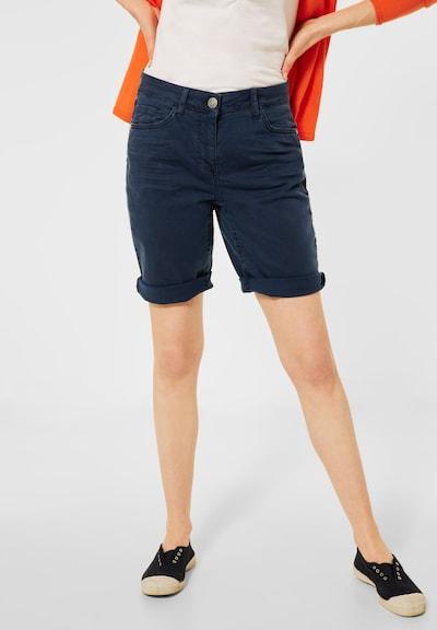 CECIL Shorts in navy, Modelansicht