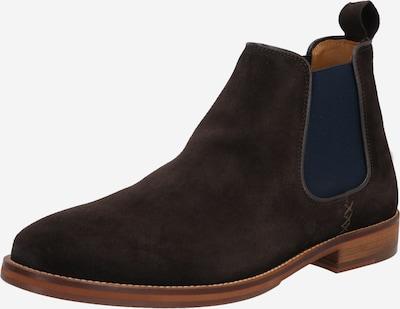 SCOTCH & SODA Chelsea Boots  'Vulcanite' in braun, Produktansicht