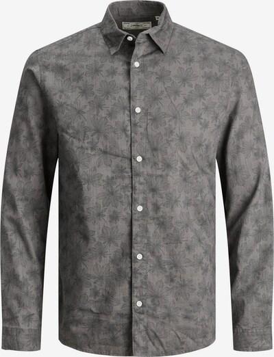 Produkt Hemd in grau / dunkelgrau, Produktansicht