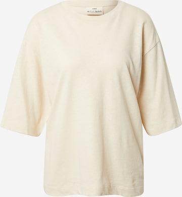 A LOT LESS Μπλουζάκι 'Felicia' σε λευκό