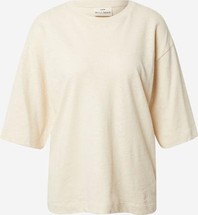 A LOT LESS Shirt 'Felicia' in offwhite, Produktansicht
