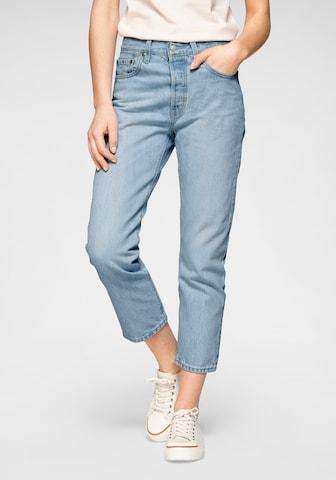 LEVI'S Jeans '501®' in Blau