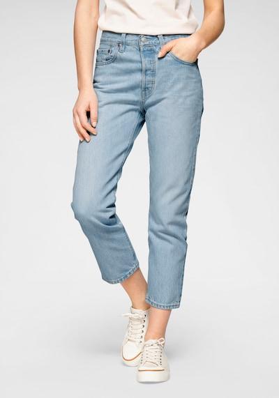 LEVI'S Jeansy '501®' w kolorze niebieski denimm: Widok z przodu