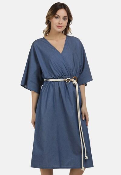 kék farmer DreiMaster Vintage Nyári ruhák, Modell nézet