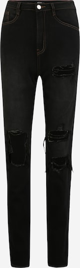 Missguided (Tall) Jeans 'RIOT' in Black denim, Item view