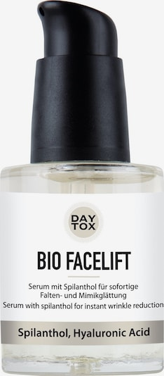 DAYTOX Gesichtsserum 'BIO FACELIFT' 30 ml in weiß, Produktansicht