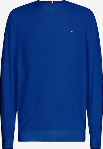 TOMMY HILFIGER Pullover in Blau