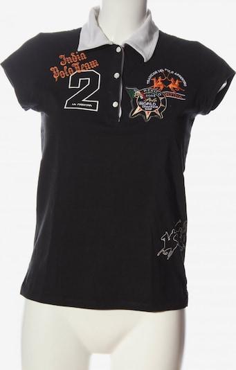 La Martina Polo-Shirt in M in schwarz, Produktansicht