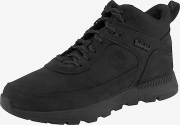 TIMBERLAND High-Top Sneakers in Black