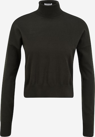 Noisy May Petite Sweater 'ANNA' in Green
