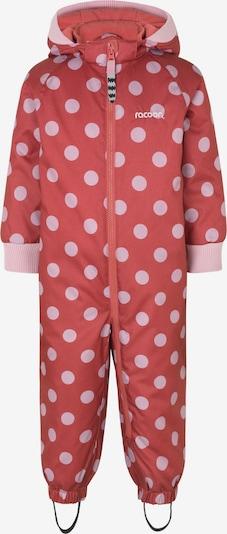 Racoon Outdoor Functioneel pak 'Aya' in de kleur Rosé / Pastelroze, Productweergave